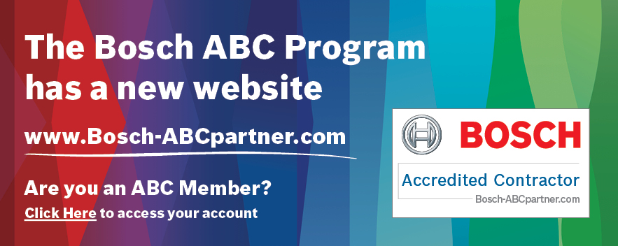 The New Bosch ABC Program Website